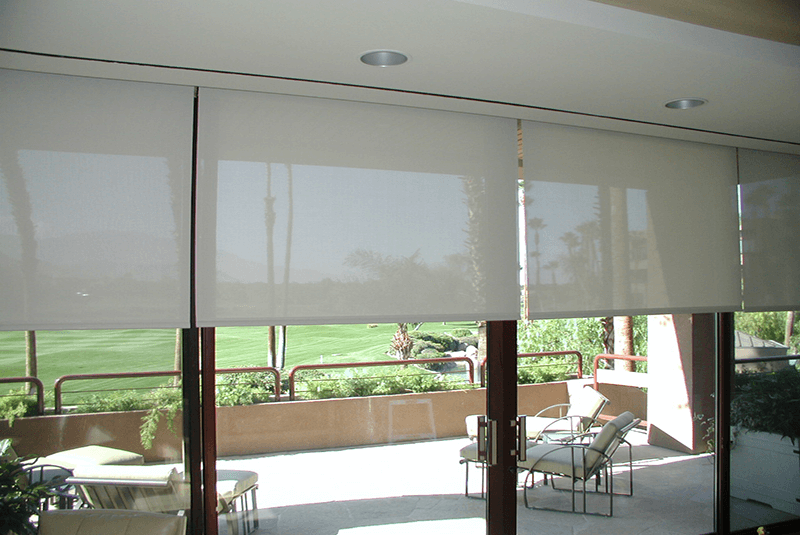 Shades Island Window Covering